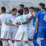 Fahad participa 20′ en el triomf d'Aràbia Saudita sobre Grècia (2-0)