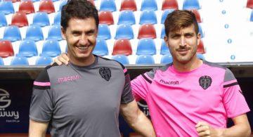 Gordillo deja el Levante para sustituir a Nano Rivas al frente del Nàstic