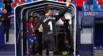Iván Villar se despide agradecido deseando éxitos futuros a compañeros y afición