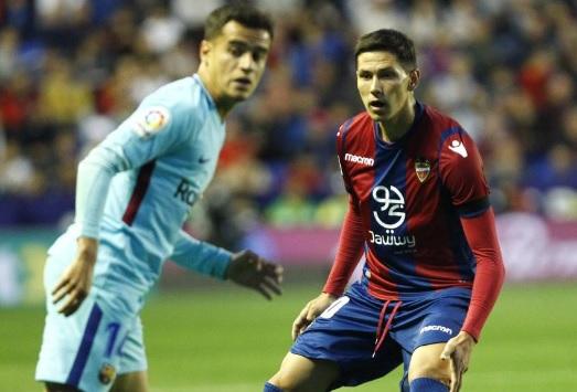 """Lukic: """"El Levante quiere comprarme, pero el Torino no me deja ir"""""""