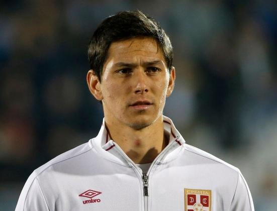 Sasa Lukic se queda finalmente fuera de la lista de Serbia para el Mundial