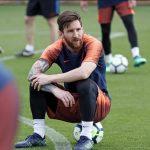 Messi es queda a Barcelona i no jugarà demà en el Temple