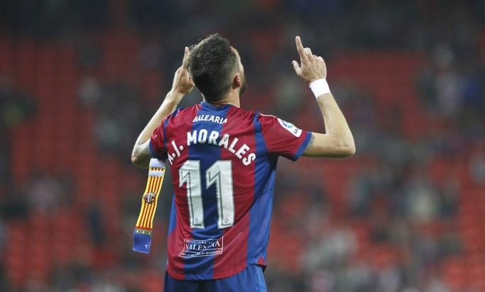 """Morales: """"Es una pena que se acabe la temporada ya"""""""