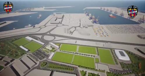 Objetivo 2021: así será la nueva Ciudad Deportiva de Nazaret