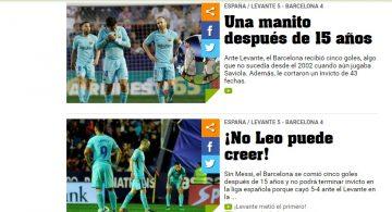 """""""¡No Leo puedo creer!"""", la prensa internacional alucina con la gesta del Levante"""